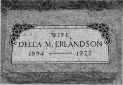 Della Mabel <I>Eckburg</I> Erlandson
