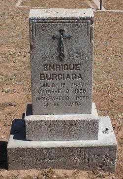 Enrique Burciaga