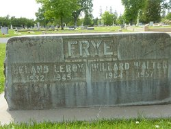 Willard Walter Frye
