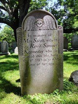 Sarah <I>Allen</I> Kennedy