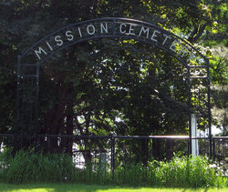 Mission Center Cemetery