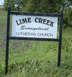 Lime Creek Lutheran Cemetery