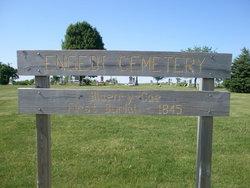 Engedi Cemetery