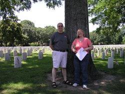 Lynn Pluskota Reichard and Steve Reichard