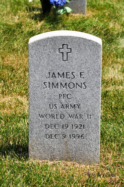 James E Simmons