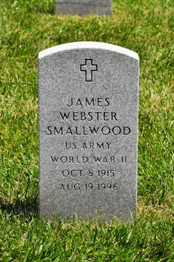 James Webster Smallwood