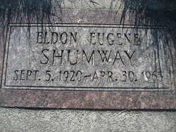Eldon Eugene Shumway