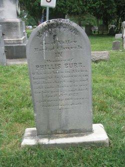 Phillis Burr