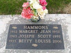 Margaret Jean Hammons