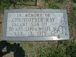 Christopoher Ray Wolfe