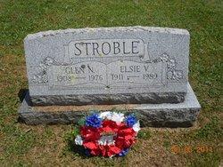 Elsie V Stroble