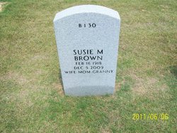 Mrs Susie Mae <I>Padgett</I> Brown