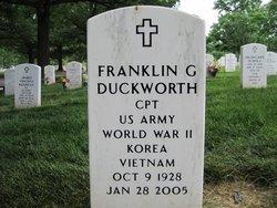 Franklin Garthwright Duckworth