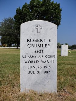 Robert E Crumley