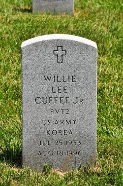 Willie Lee Cuffee, Jr