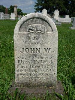 John W Fallstich