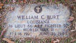 """2LT William Claude """"Billy"""" Burt"""