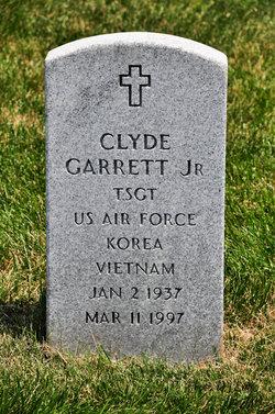 Clyde Garrett, Jr
