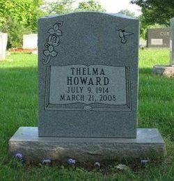 Thelma Louise <I>Slade</I> Howard