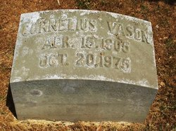 Cornelius Vason