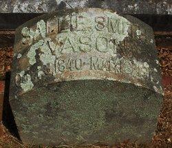 "Sarah Beatrice ""Sallie"" <I>Smith</I> Vason"