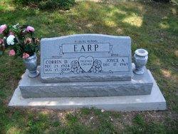 Corrin D Earp