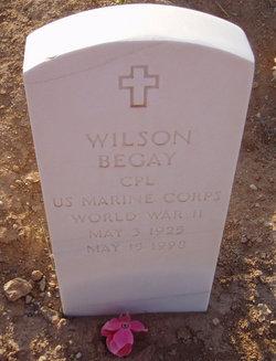 Wilson Begay