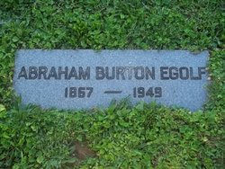 Abraham Burton Egolf