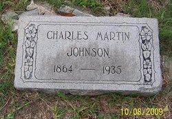 Charles Martin Johnson