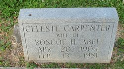 Celeste <I>Carpenter</I> Abee