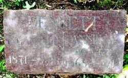 Anna M. <I>Fultz</I> Bennett