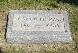 Erven William Heitman