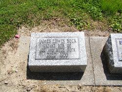 James Edwin Beck