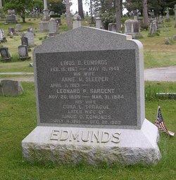 Annie M. <I>Sleeper</I> Edmunds