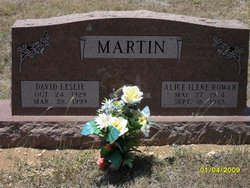David Leslie Martin