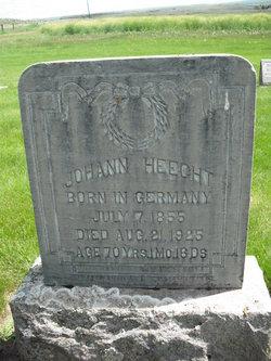 Johann Hecht