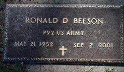 Ronald D. Beeson, Sr