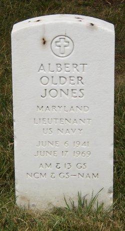 Albert Older Jones