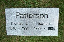 Thomas J Patterson