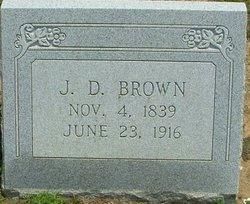 Julius Dargan Brown
