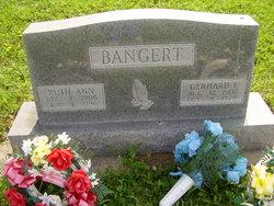 Ruth Ann <I>Henderson</I> Bangert