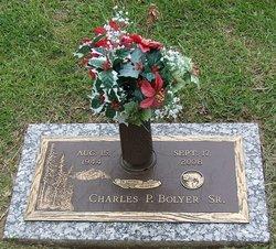 Charles P Bolyer, Sr