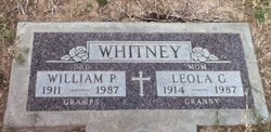William Paul Whitney