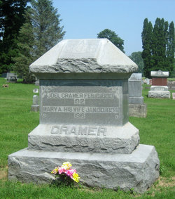 Mary Ann <I>Shively</I> Cramer