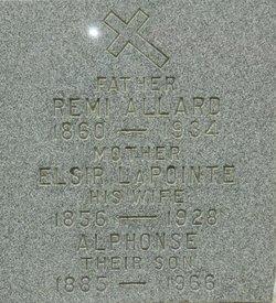 Alphonzo Allard