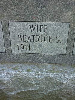 Beatrice G. <I>Williams</I> Percy