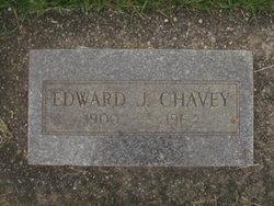 Edward John Chavey