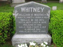 Nellie M <I>Farnsworth</I> Whitney