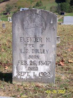 Ellender Ellen Colley