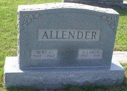 A. LaRue Allender